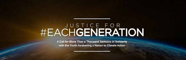 Justice for Each Generation campaign