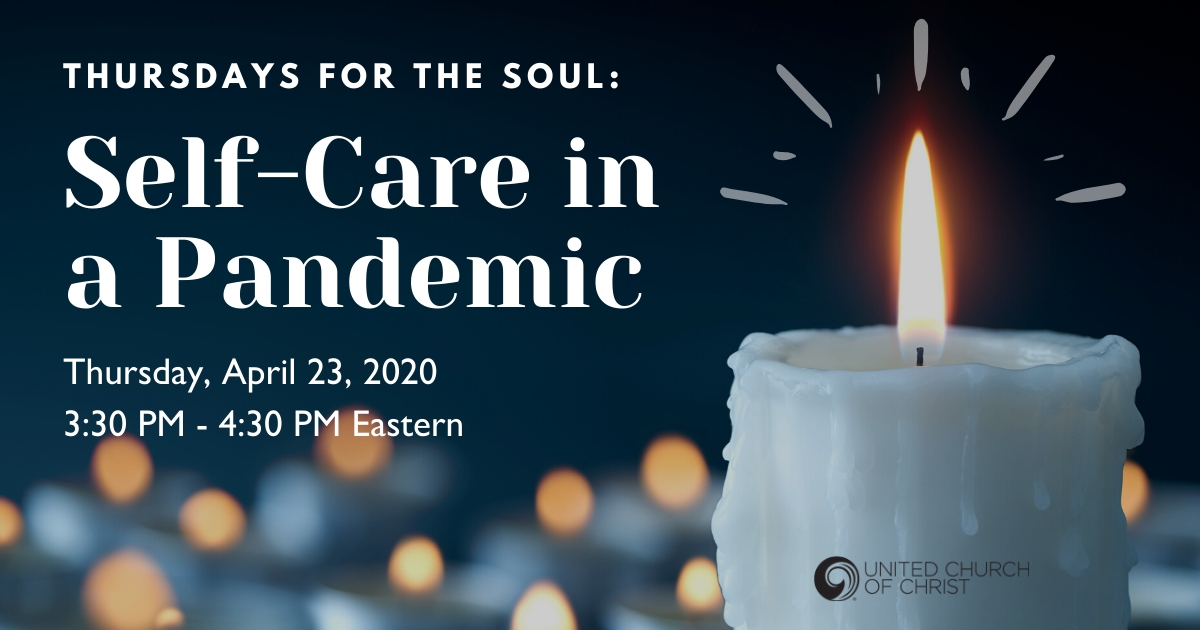 Join us for digital community and tips about self-care